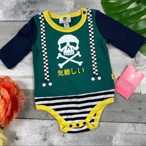 Harajuku Mini Target XXO bodysuit baby